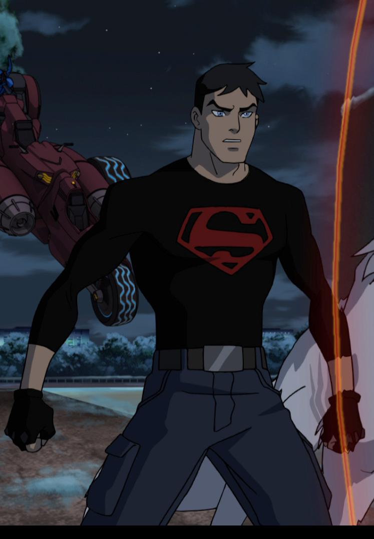 Superboy Young Justice Young Justice Superboy Young Justice Superhero