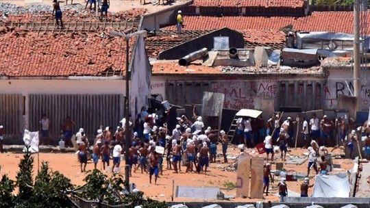 O Portal De Noticias Da Globo Pavilhao Prisao Diretores