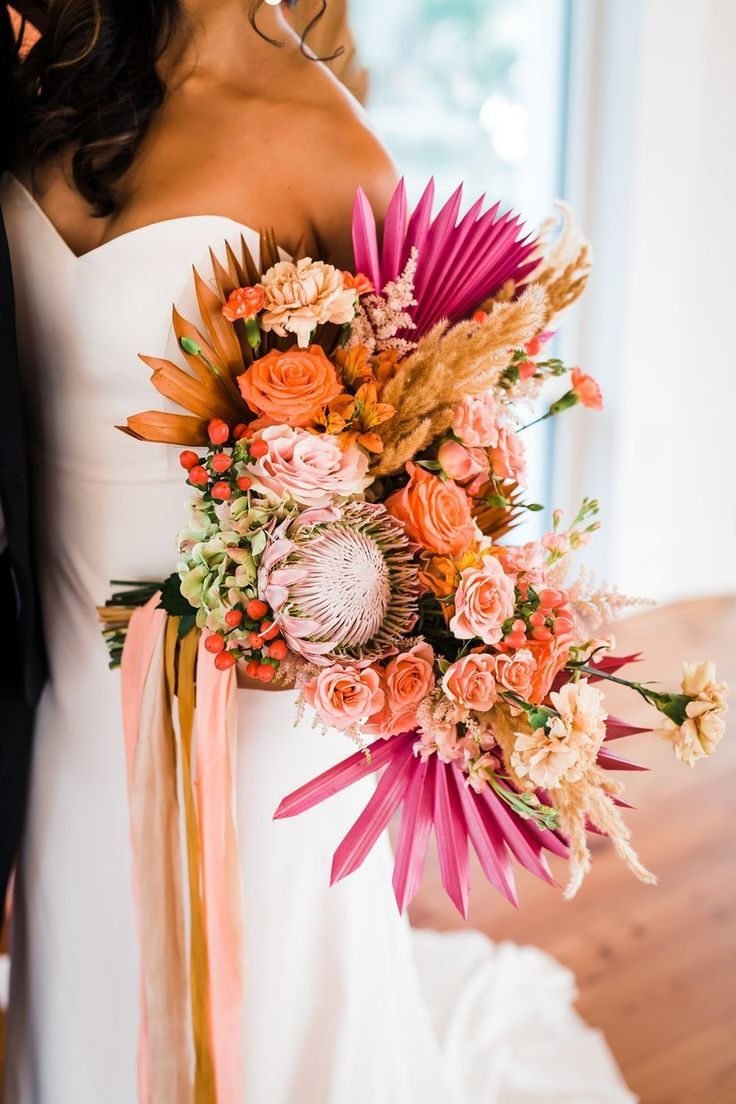 The 2020 Wedding Flower Trends, Beyond the Bouquet in 2020