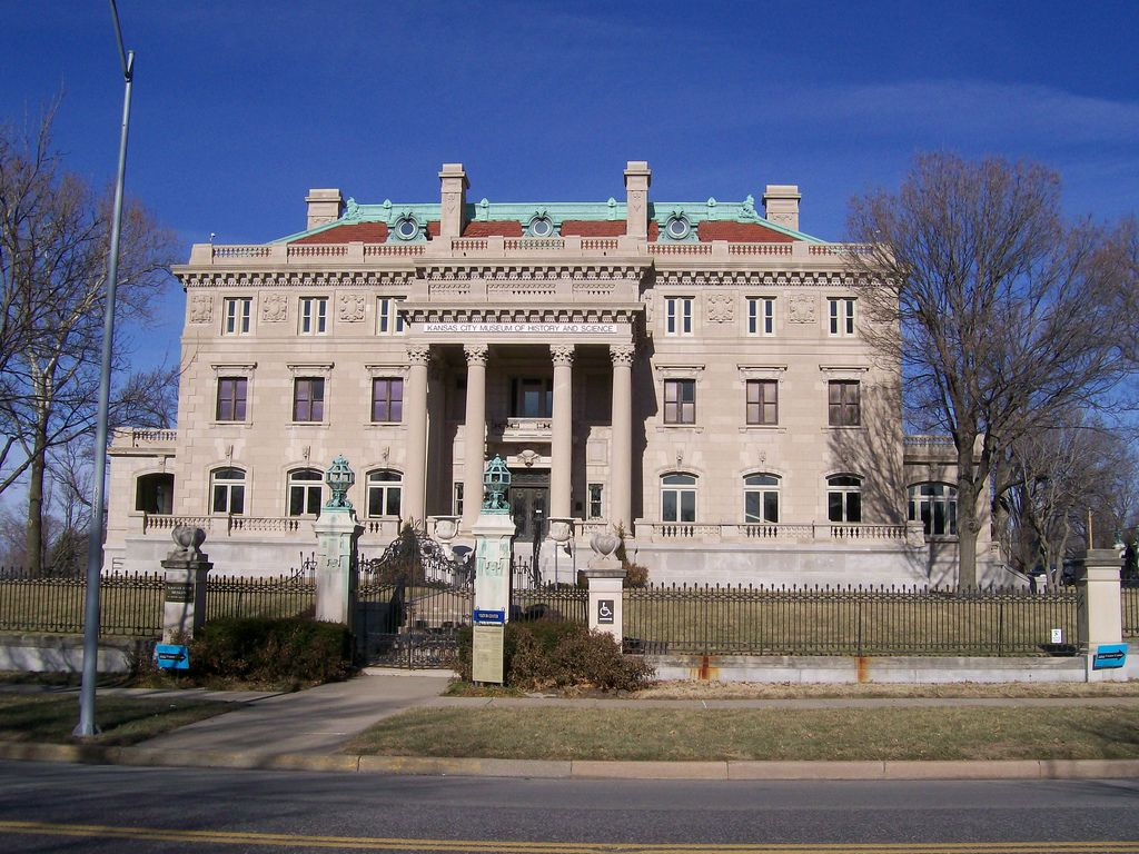 Kansas City Mansions Kc Districts Part 2 The Historic