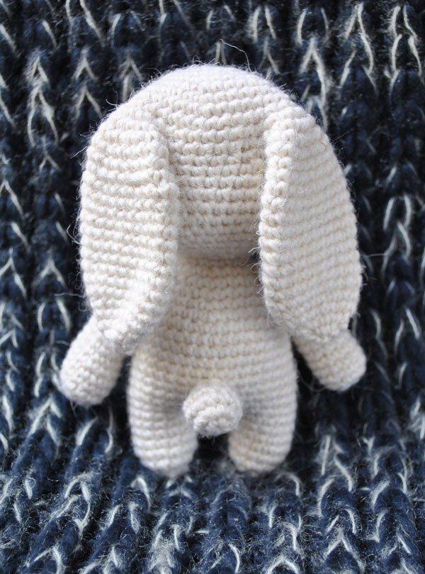 Adorable bunny amigurumi with hat | Pinterest | Conejo, Patrones y ...