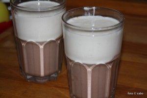 fluffy pudding-cappucchino