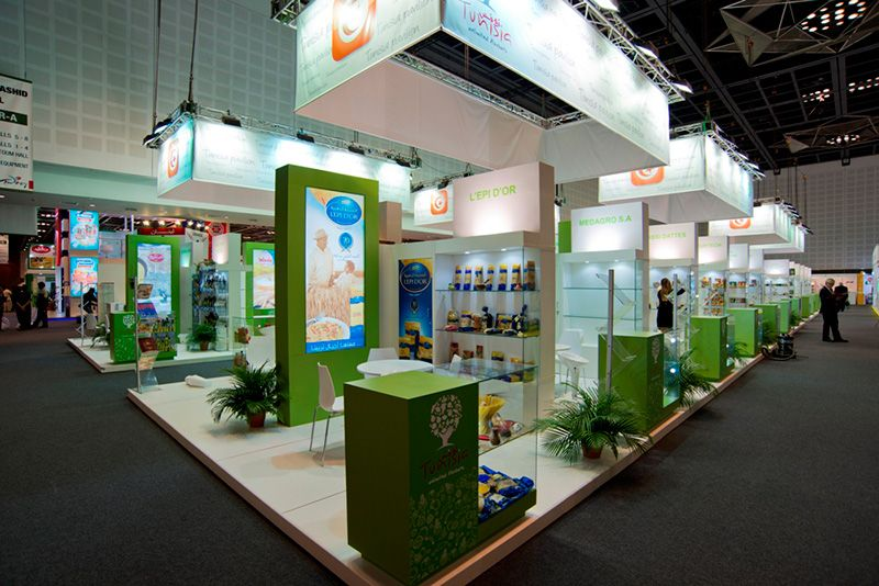 Exhibition Stand For Rent Dubai : Spark international is an exhibition stand contractors in