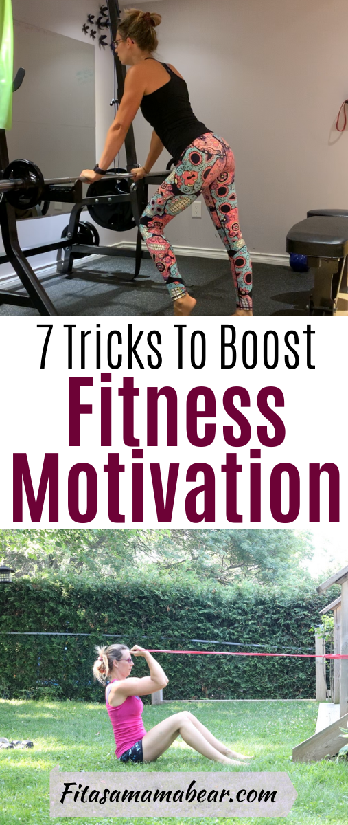 Tips to boost workout motivation when you struggle to get started working out or making it to the gy...