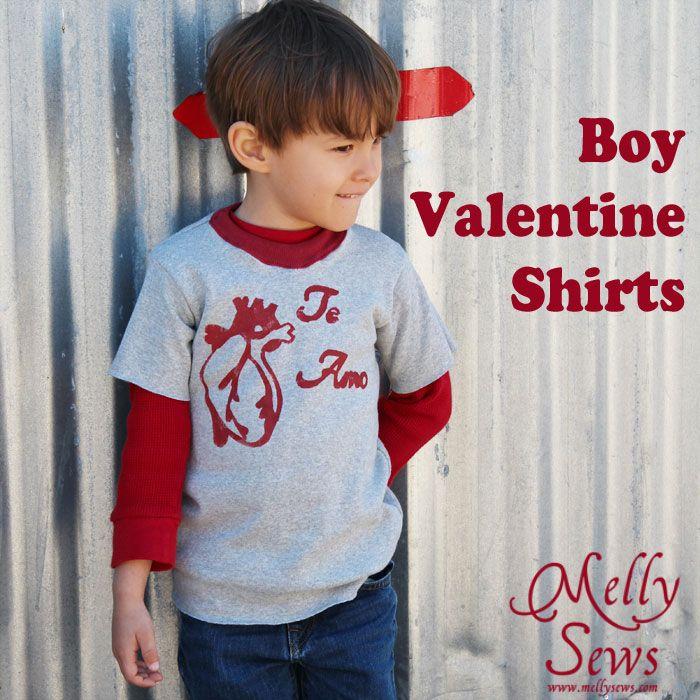 boy valentine shirts - Boys Valentines Shirt