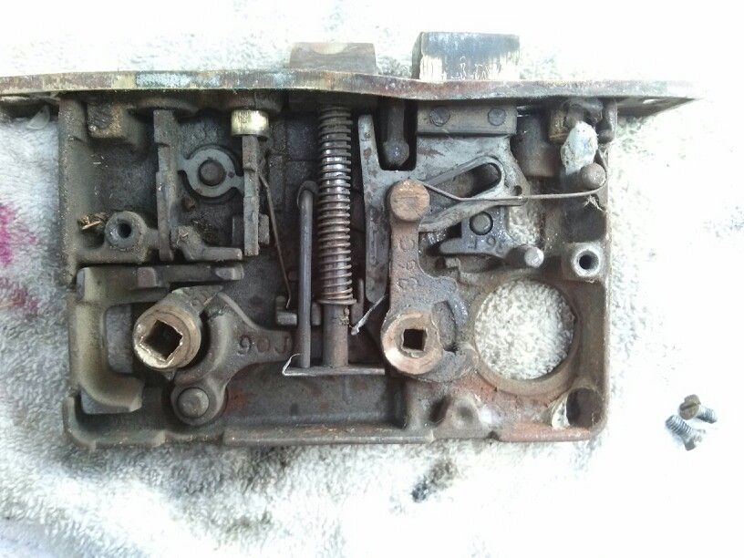 E Z Mortise Lock Repair Boy This Lock Is Beat Up My