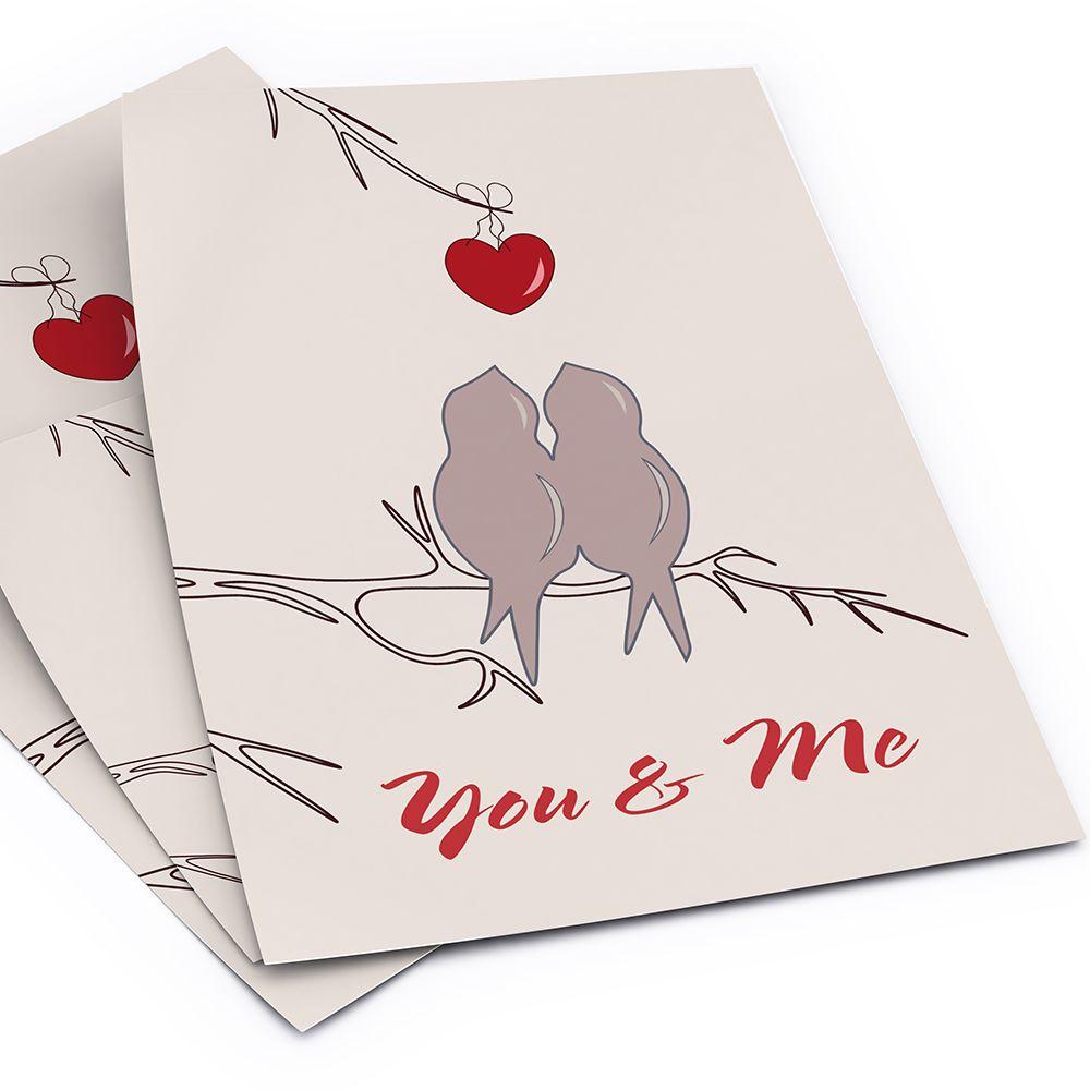 Kostenlose Vorlagen und Schriften zum Valentinstag bei FLYERALARM ...