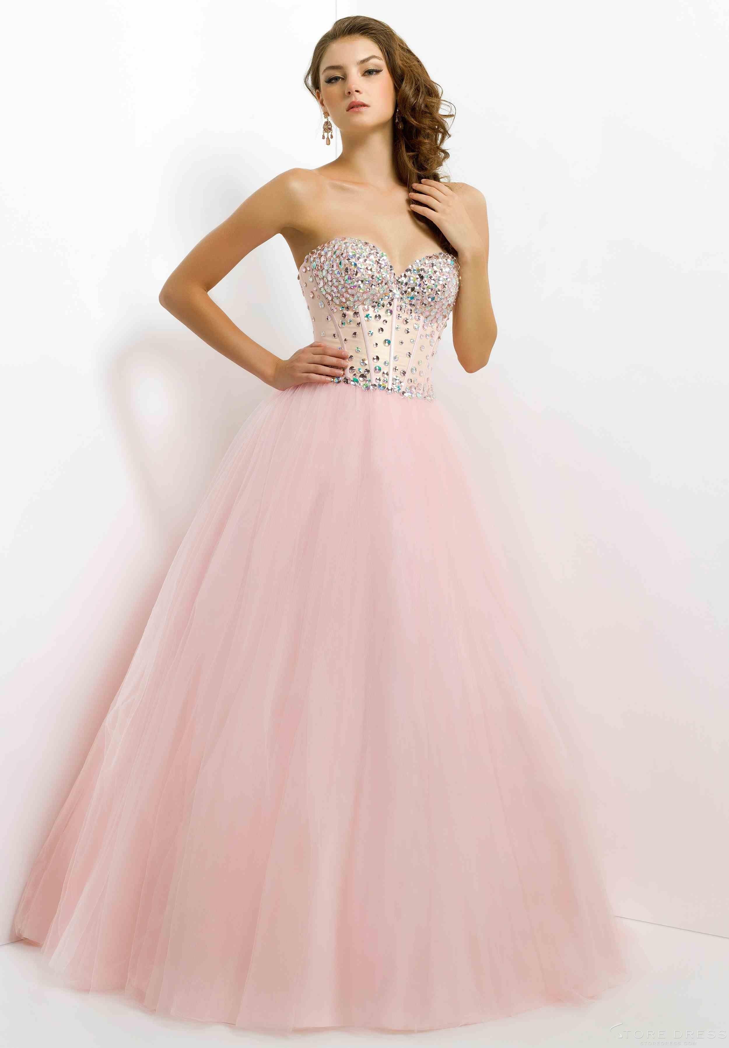 Mini A-line Sweetheart Sweep / Brush 2014 New Style Prom Dress - Promgirlshop.com on Wanelo