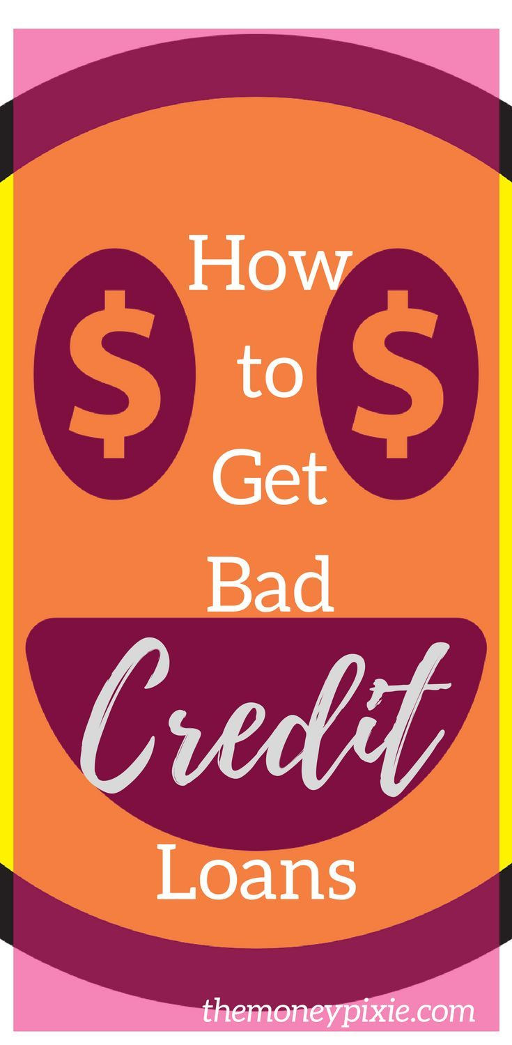 How to Get a Quick Bad Credit Loan | No credit loans ...