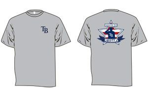 The Rays invite you to celebrate Memorial Day and