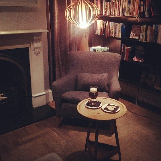 The ideal spot for a night cap...