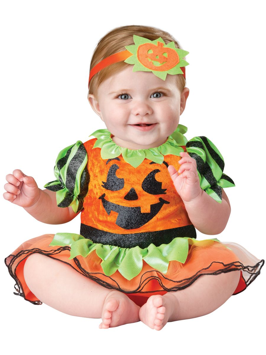 Pumpkin Patch Princess InCharacter Costumes Baby fancy
