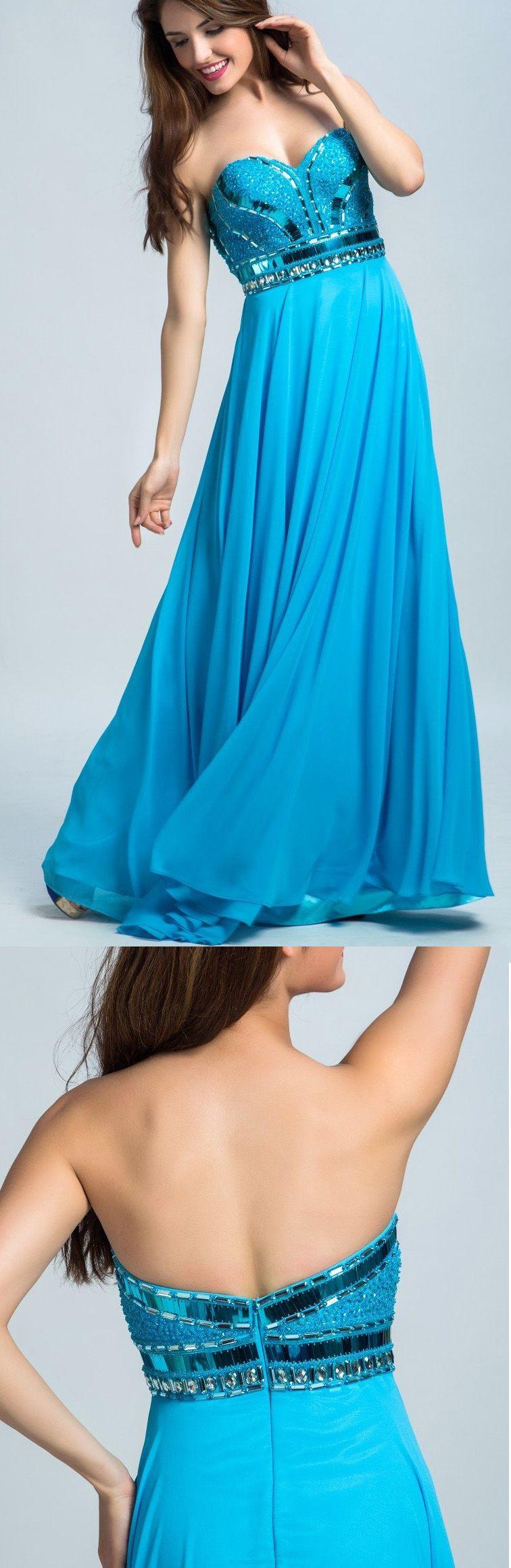 Long prom dresses blue prom dresses prom dresses
