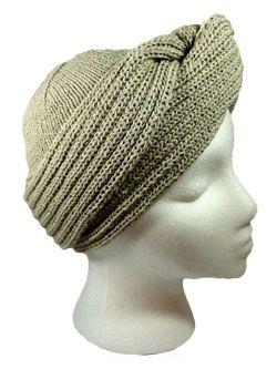Knitted Turban pattern. Makes a terrific chemo cap.  fbcc2933f11