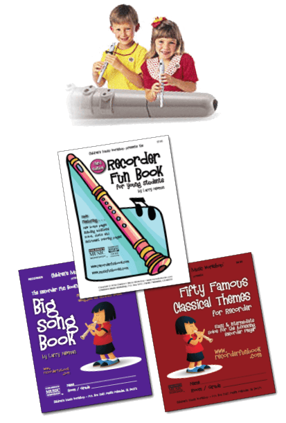 Recorder Fun Book PlayALong mp3 Page in 2020 (With