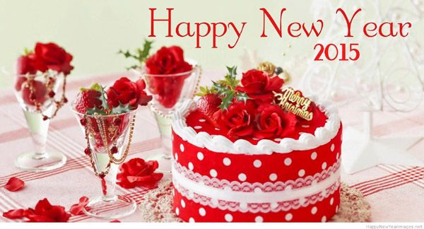 Beautiful new years cakes merry christmas and happy new year 2015 beautiful new years cakes merry christmas and happy new year 2015 greetings cards web m4hsunfo