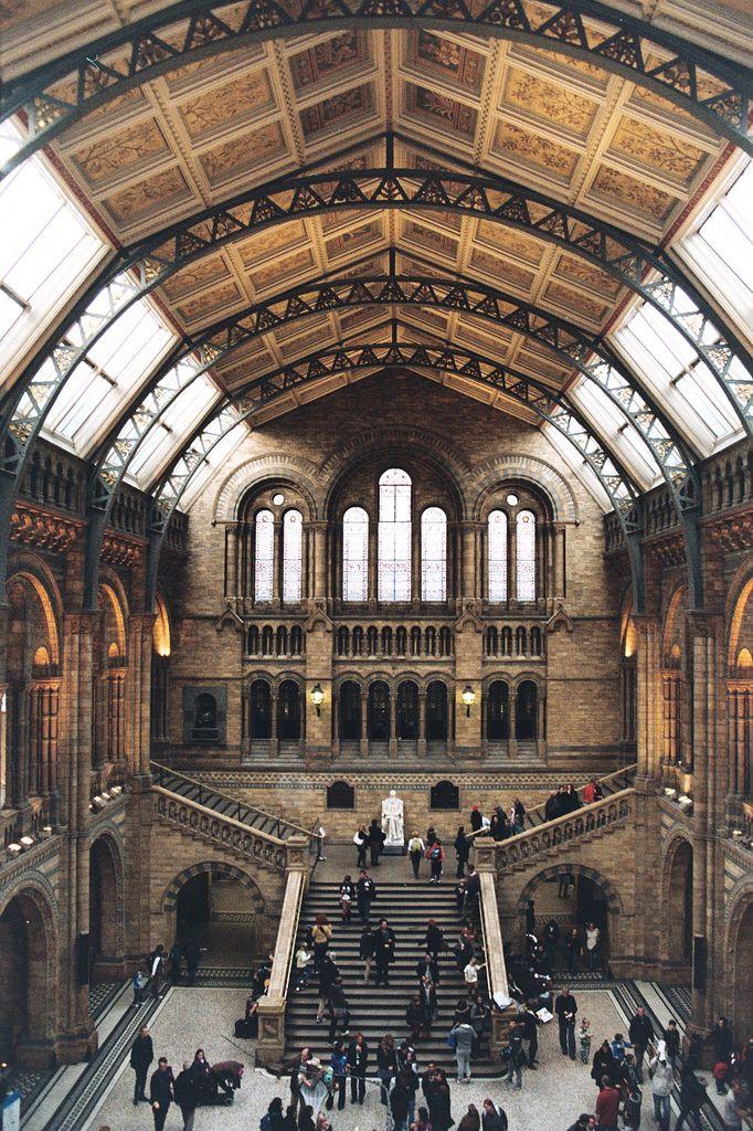 london natural history museum photo by katie pollitt the british