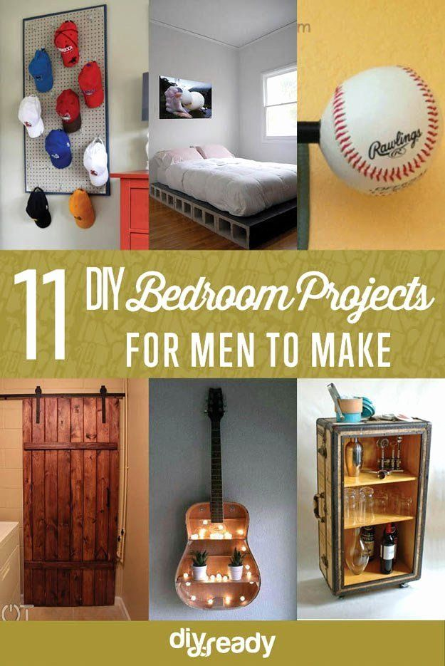 Mens Bedroom Ideas On A Budget Elegant Bud Bedroom Ideas In 2020 Diy Projects For Bedroom Men Diy Projects Craft Ideas Diy Projects For Men