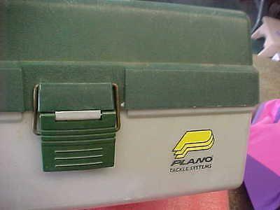 RARE Plano model 3300 tacklebox tackle box systems one on ebay!  fish fishing