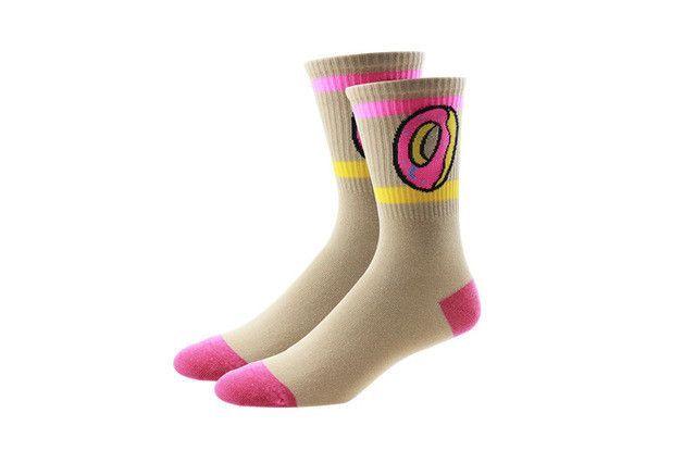 3042846c092c ofwgkta odd future socks donut graphic men women cute dot cotton long socks  novelty striped skateboard