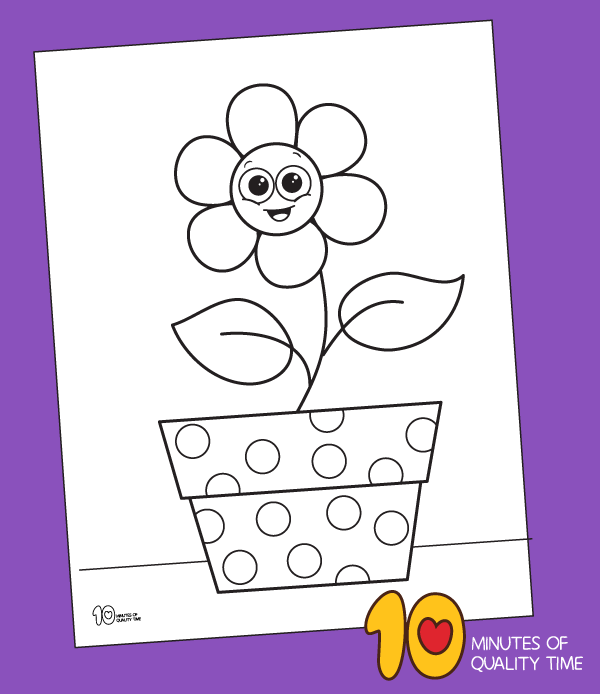 Colouring Page Of A Flower Pot Zebra Coloring Pages Whale Coloring Pages Coloring Pages