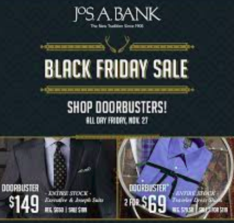 jos a bank black friday sale 2019