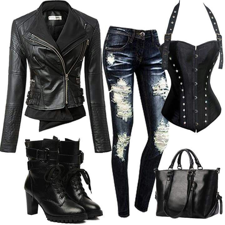 If I Wanna Be A Bad Girl For The Nightlol  My Style In -6952
