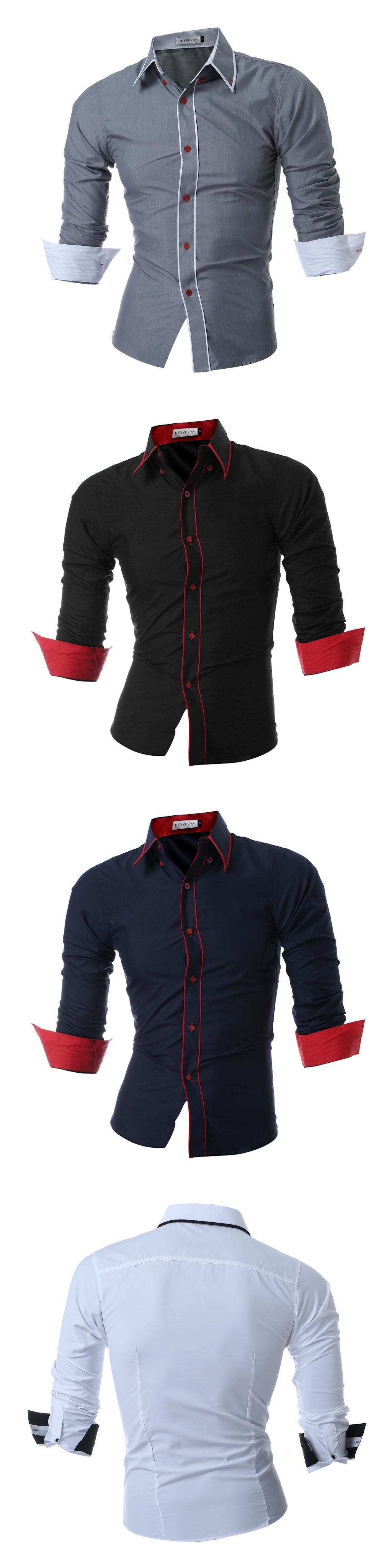 0b4fed02c Top 10 Mens Dress Shirt Brands – EDGE Engineering and Consulting Limited