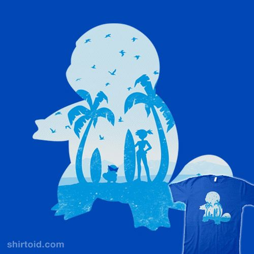 Blue Companion | Shirtoid