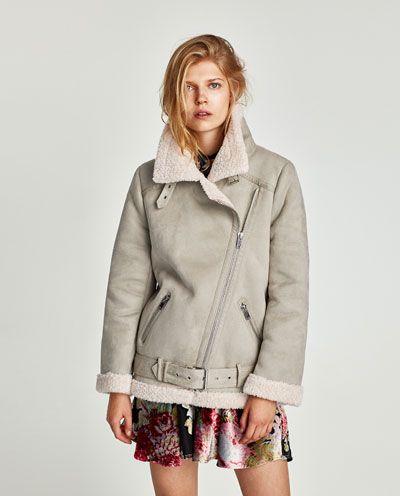 Zara Textured From Image Of In 2 2019Jackets Jacket Biker DH2YWEI9