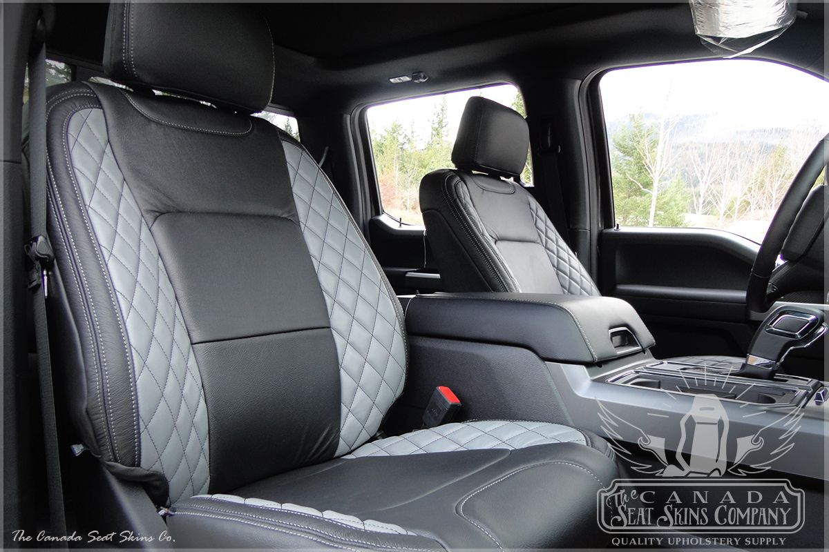 2015 2020 Ford F150 Custom Leather Interiors Limited Edition Ford F150 Custom F150 Ford F150