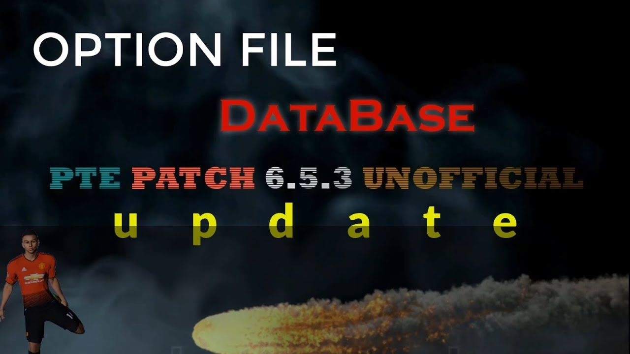 Option File and Database Updated for PTE Patch 6 5 3 Unofficial