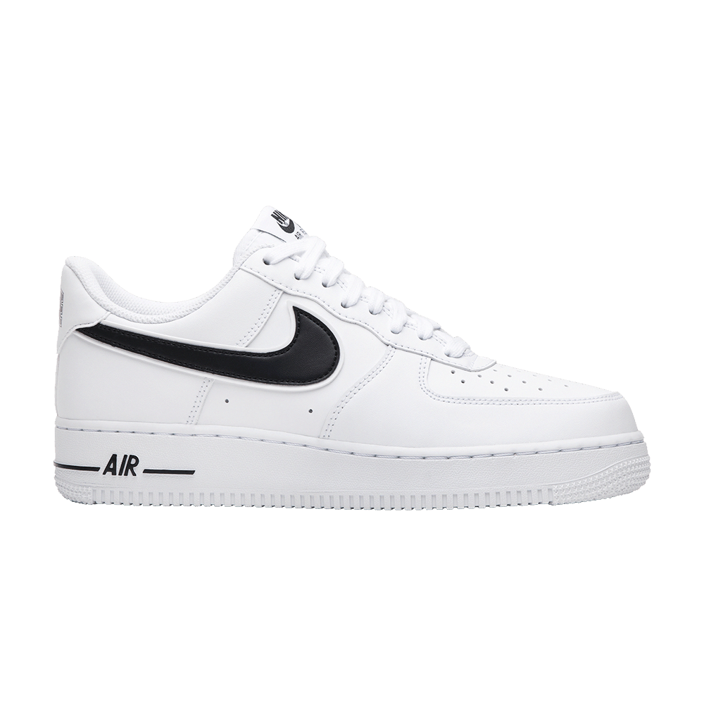 Shop Air Force 1 Low '07 3 'White Black' Nike on GOAT