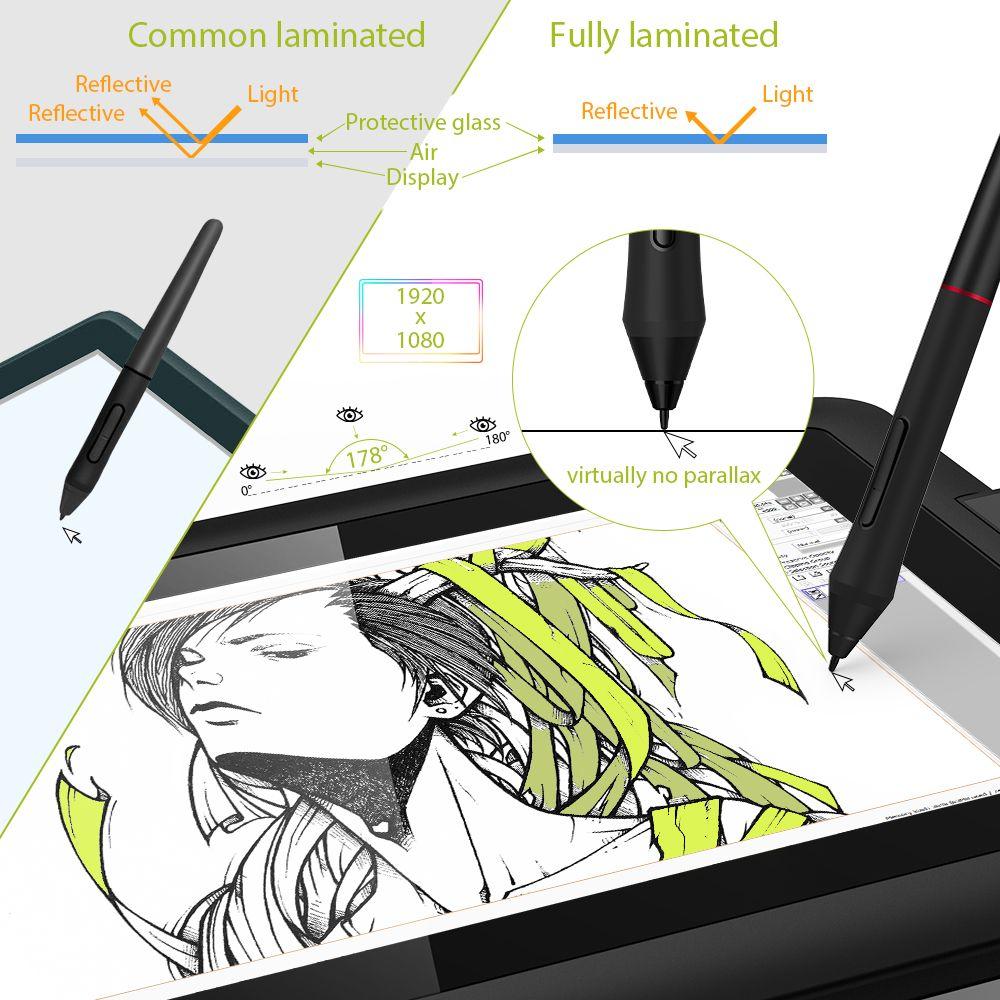 Artist Display 12 Pro Digital art software, Drawing