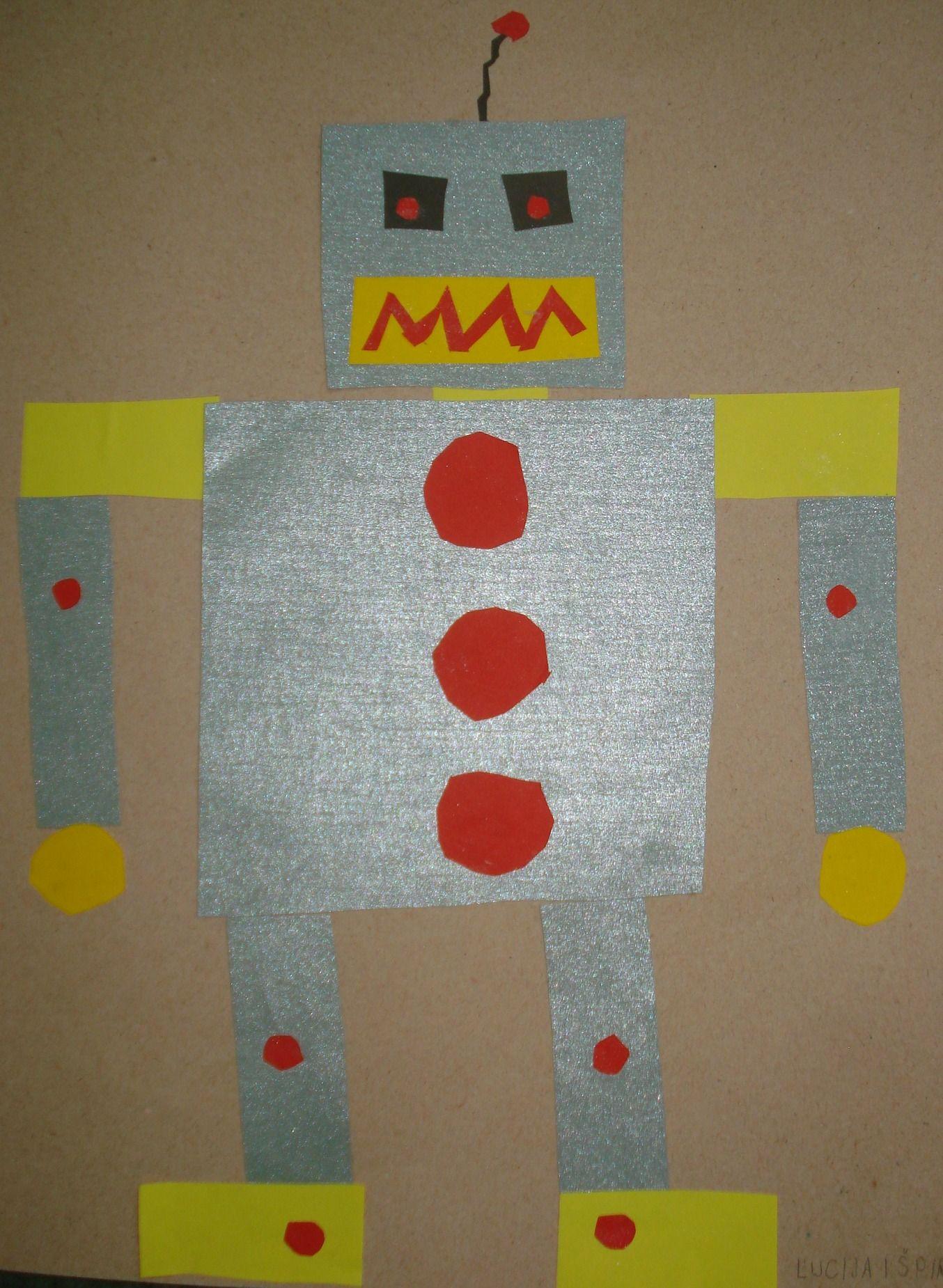 Robot 1 Razred
