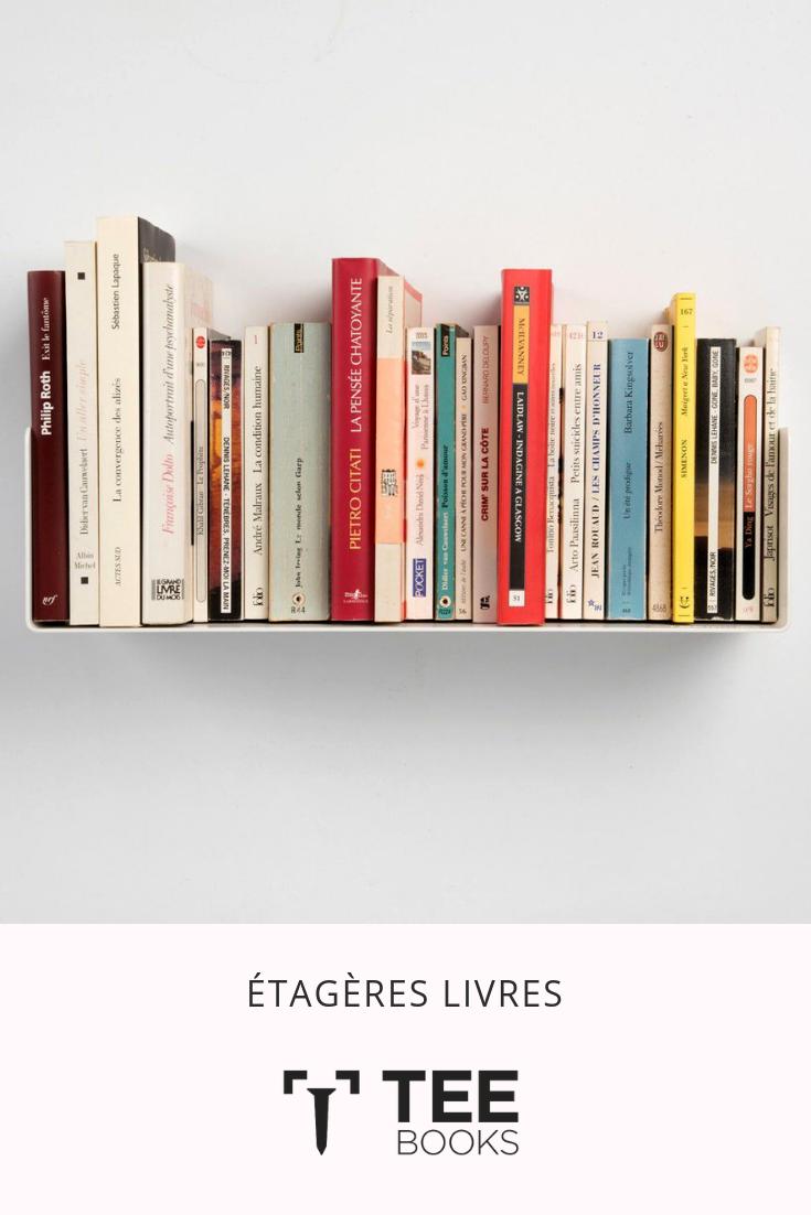 Etagere Pour Livre 45 X 15 Cm En 2019 Etagere Livres