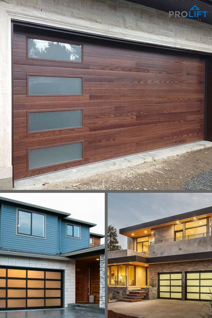 Glass Garage Door Design Ideas From A Traditional To A