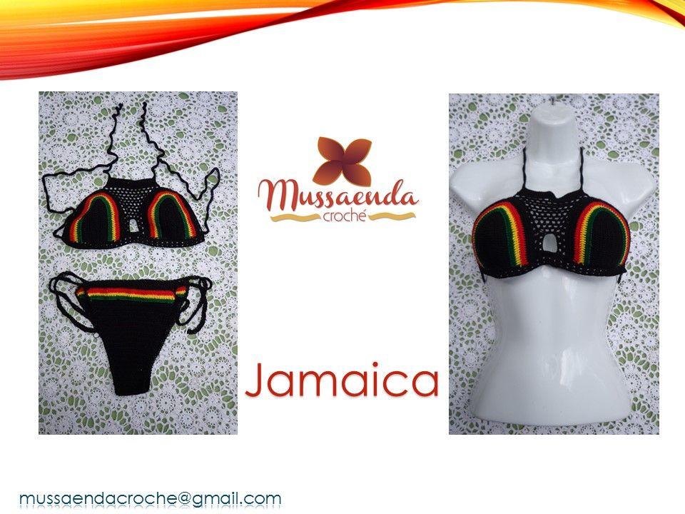 Traje de baño hecho a mano con la técnica de crochet, por: #MussaendaCroche #moda #estilo# hechoamano #Venezuela #crochet #fashion #style #handmade #swimwear #bikini www.instagram.com... twitter.com/...