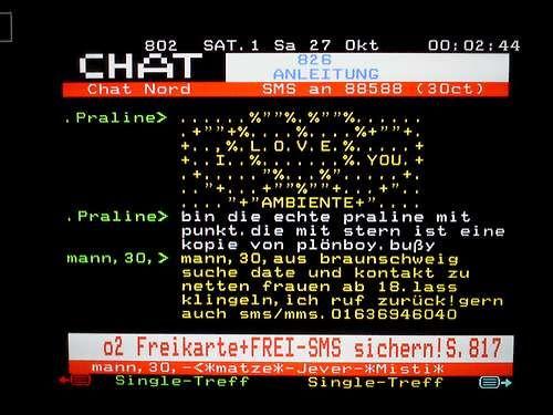 Sat1 Teletext