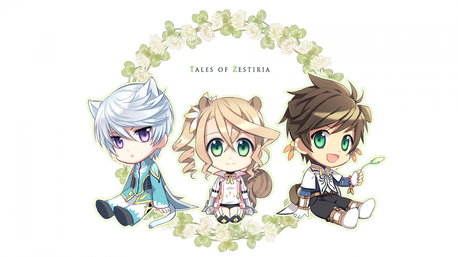 Tales Of Zestiria The X Wallpaper 2 - Wallpaper - Qiura