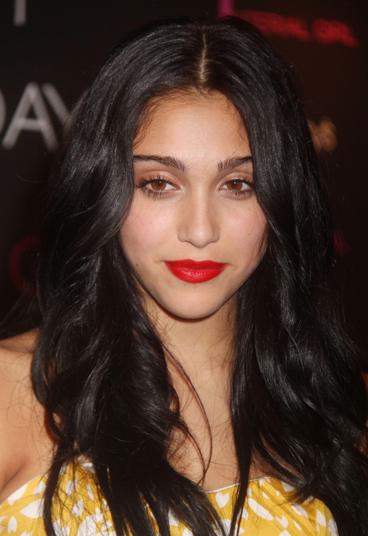 Lourdesleon Looks So Much Like Her Mum Madonna Pinparrazi