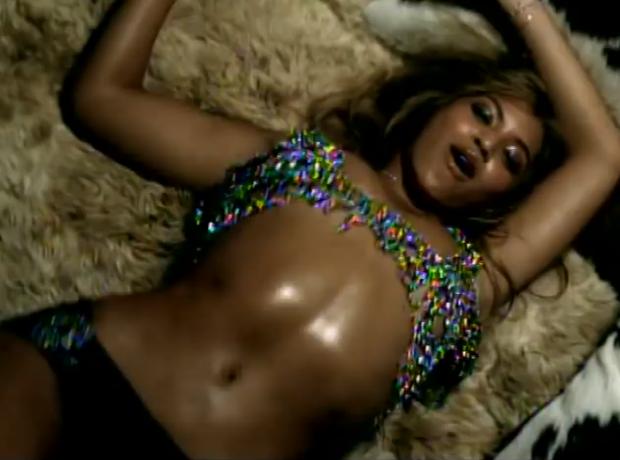 Beyonce as shemale