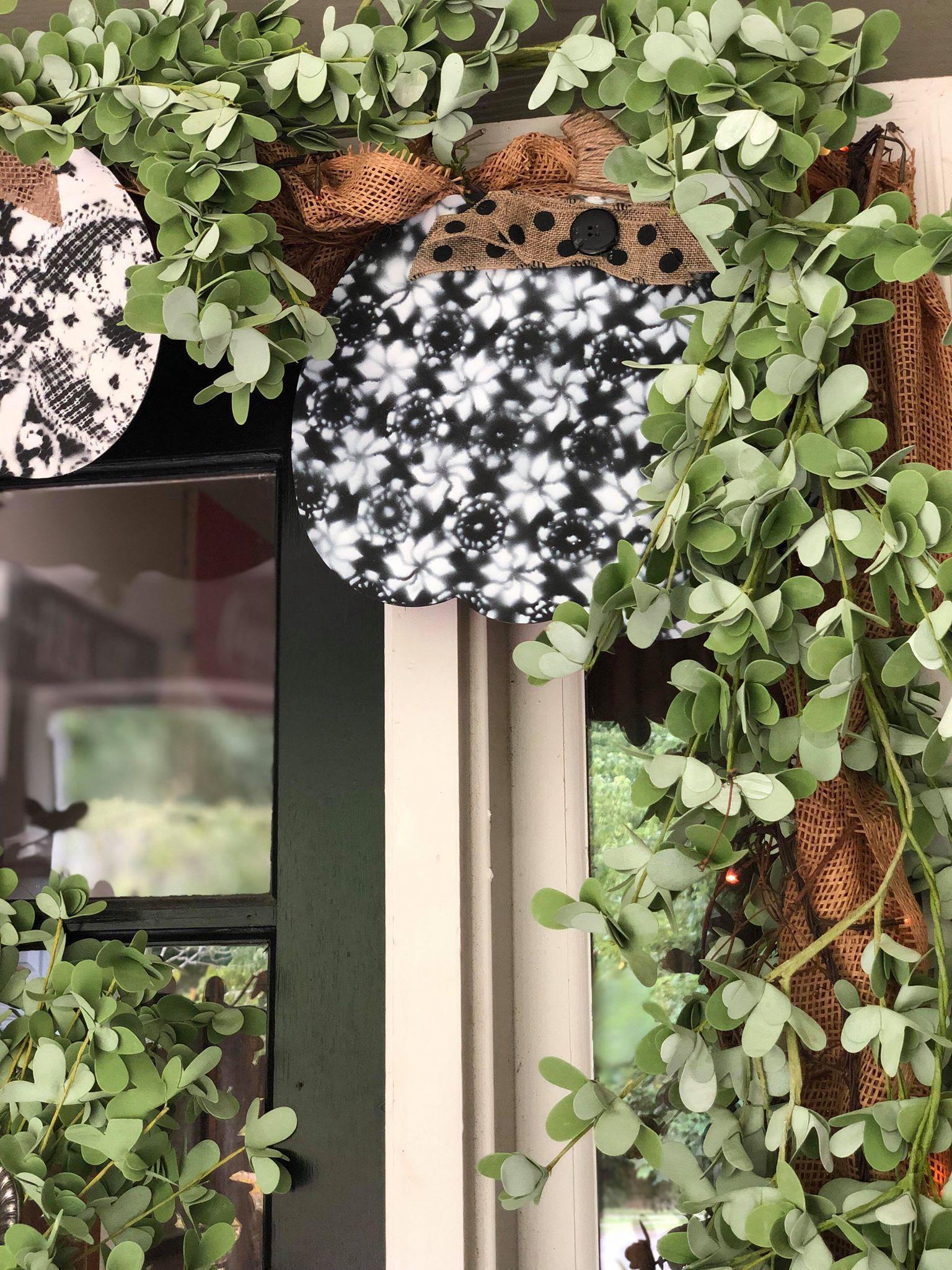 Front Porch Decor Ideas - The Shabby Tree