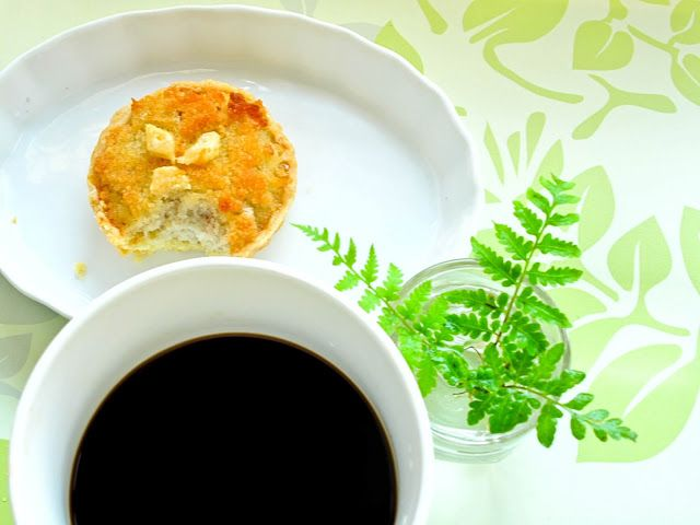 Simple Menu: Coconut Tarts