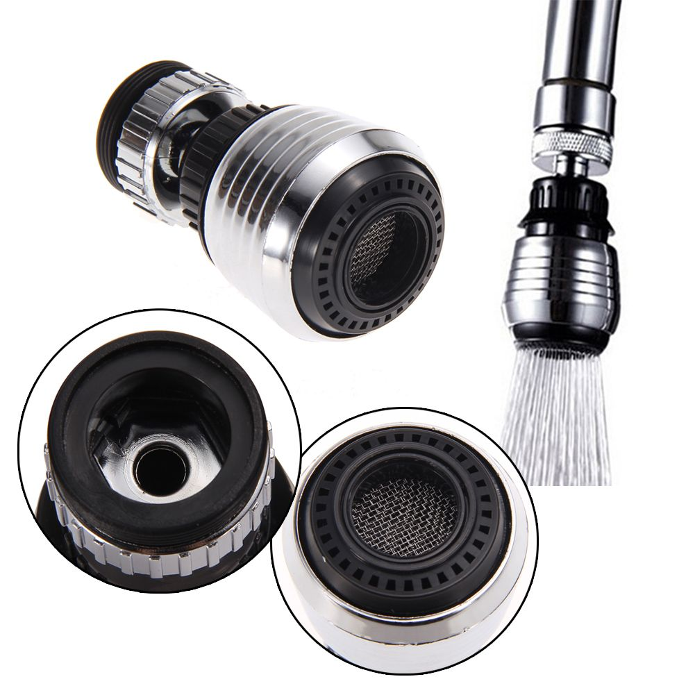 New Tap Water Saving Nozzle Faucet Filter Bathroom Sink Aerator ...