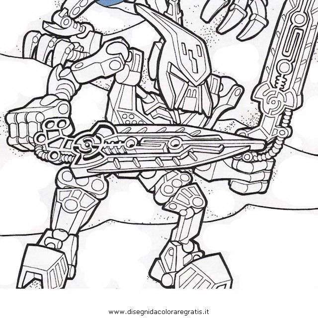 lego-hero-factory-coloring-pages | coloring pages | Pinterest