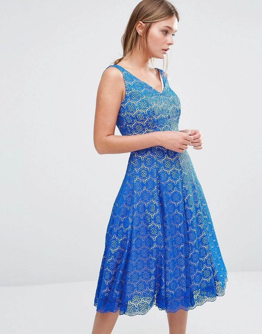 50 Fotos De Vestidos Para Acudir A Una Boda 2016