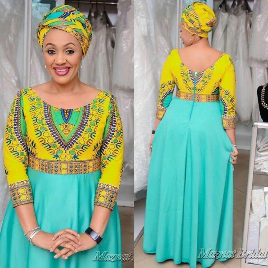 New style kitenge maxi dresses classy ankara styles in