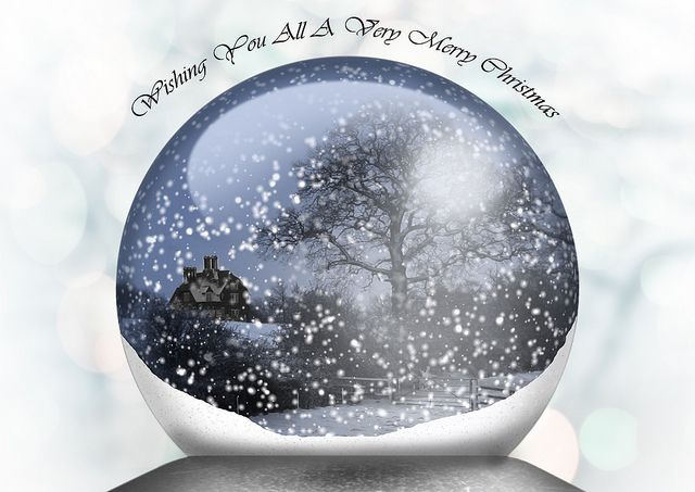 Merry christmas snow globe snow and merry photos of the most beautiful christmas snow globes recent photos the commons getty collection galleries gumiabroncs Choice Image