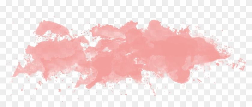 Find Hd Clip Art Free Library Pink Watercolor Splash Png For